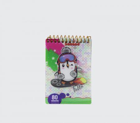 دفتر یادداشت جیبی