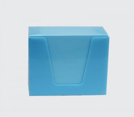 کاغذ یادداشت رومیزی آبی