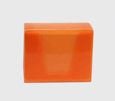کاغذ یادداشت رومیزی نارنجی