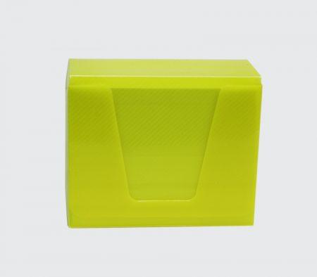 کاغذ یادداشت رومیزی زرد