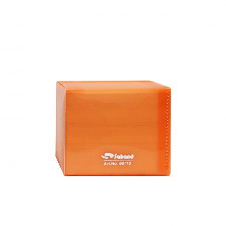 کاغذ یادداشت 10*10 نارنجی